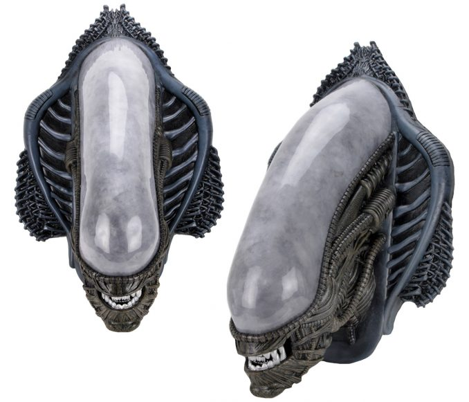 Alien Xenomorph Wall-Mounted Bust