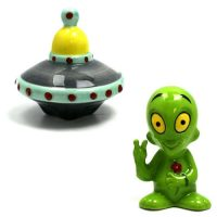Alien and UFO Shakers