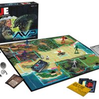 Alien vs Predator Clue Board Game