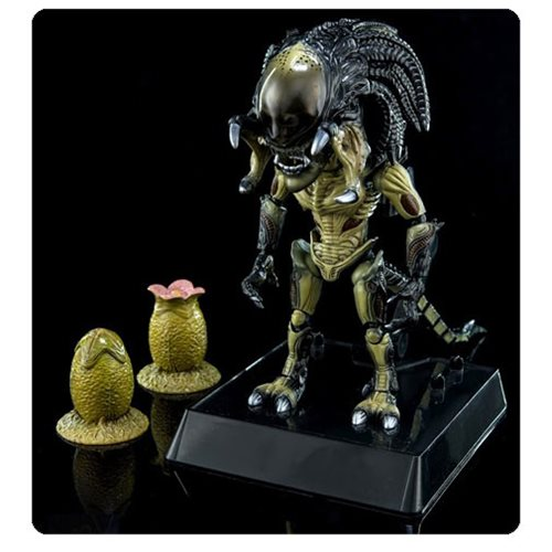 Alien vs. Predator Requiem Predalien Hybrid Metal Figuration Die-Cast Metal Action Figure