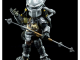 Alien vs. Predator Requiem Wolf Predator Hybrid Metal Figuration Die-Cast Metal Action Figure
