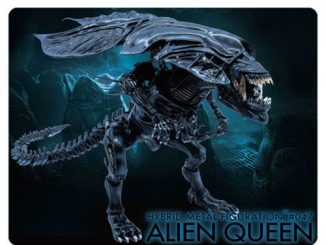 Aliens Alien Queen Hybrid Metal Figuration Die-Cast Metal Action Figure
