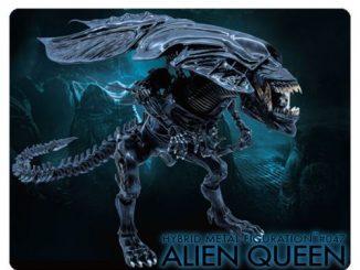 Aliens Alien Queen Hybrid Metal Figuration Die-Cast Metal Action Figure