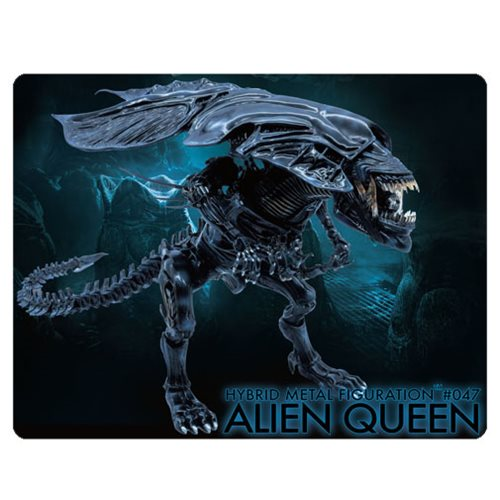 Aliens Alien Queen Hybrid Metal Figuration Die-Cast Metal Action Figure - Gadget Lovers