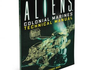 Aliens Colonial Marines Technical Manual