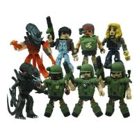 Aliens Minimates Series 2 Set