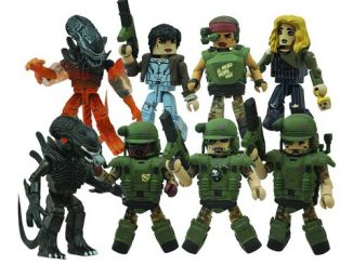 Aliens Minimates Series 2 Set
