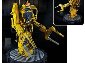 Aliens Power Loader 33-Inch Statue