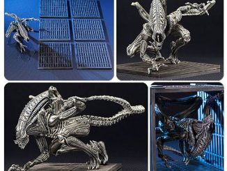 Aliens Warrior Drone ArtFX+ Statue