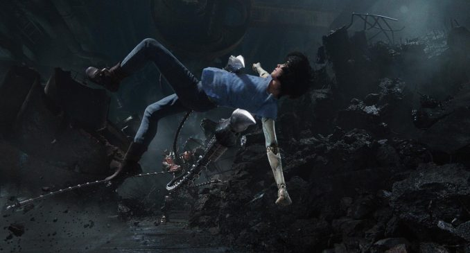 Alita Battle Angel Final Trailer