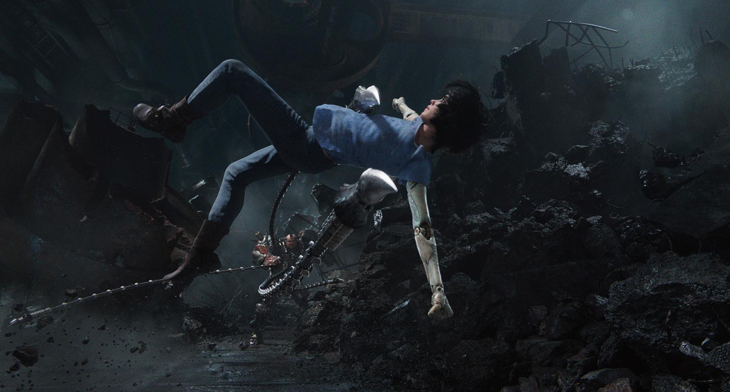 Alita: Battle Angel Final Trailer – Battle Ready