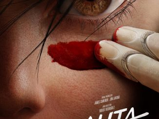 Alita Battle Angel Moive Poster
