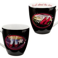 All About The Shoes Wizard of Oz Mug