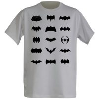 All Batman Logos Shirt