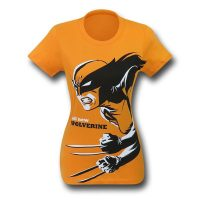 All New Wolverine X-23 Womens T-Shirt