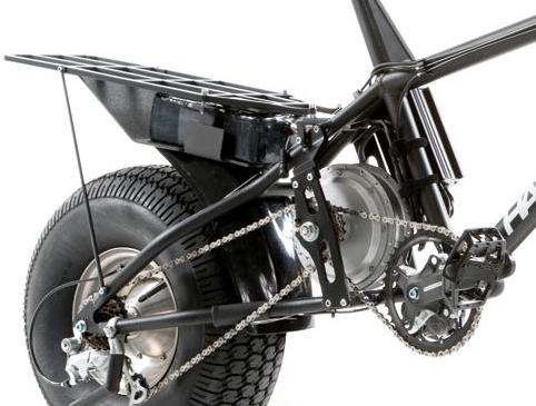 All Terrain Electric Bike