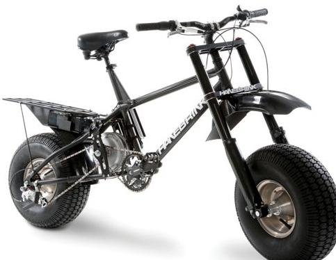 Hanebrink All Terrain Electric Bicycle