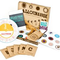 Allotinabox Gardening Supply Kit