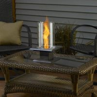 Allure Portable Tabletop Venturi Firepot