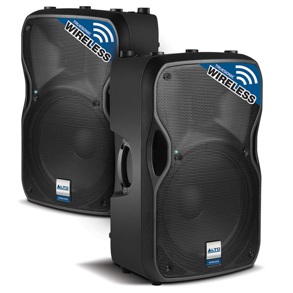 Alto Truesonic Wiresless Loudspeakers