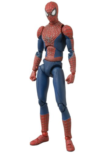 Toys For Gentleman : Amazing spider man ex deluxe set miracle action figure
