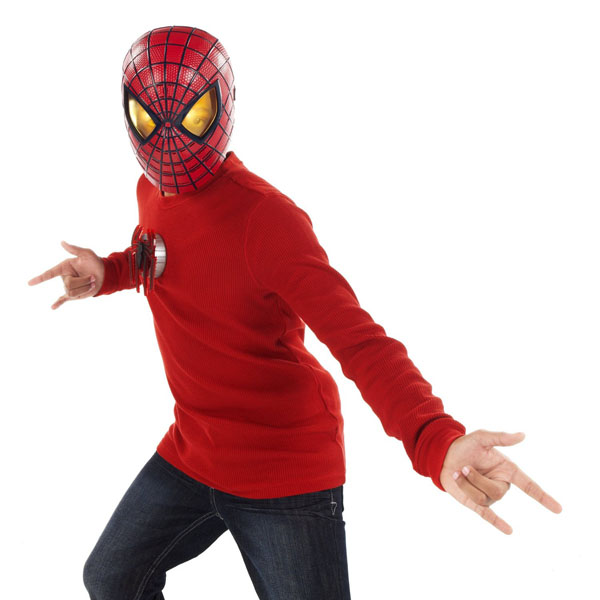 Amazing Spider-Man Hero FX Costume Mask