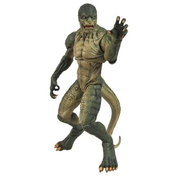 Amazing Spider Man Movie Lizard Action Figure