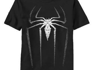 Amazing Spider-Man Spida-Spot Black T-Shirt
