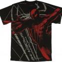 Amazing Spider-Man Stencil T-Shirt