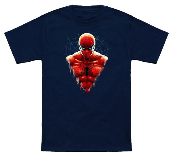 Amazing Spidey Bust Shirt