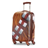 American- Tourister Chewbacca Luggage