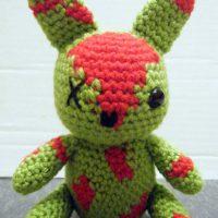 Amigurumi Zombie Bunny