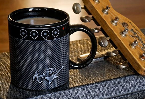 Amped Up Coffee Mug