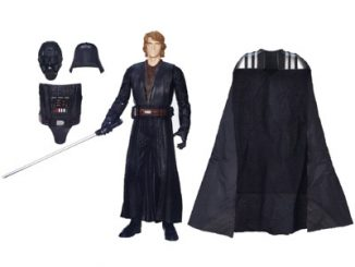 Anakin Skywalker to Darth Vader Action Figure