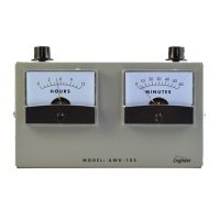 Analog Voltmeter Clock - small