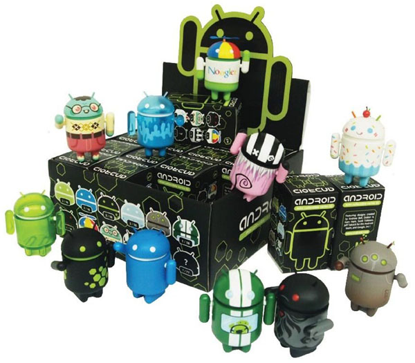 Android Mini Series 2 Collectible Figures
