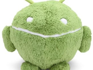 Android Squishables Plush Toys