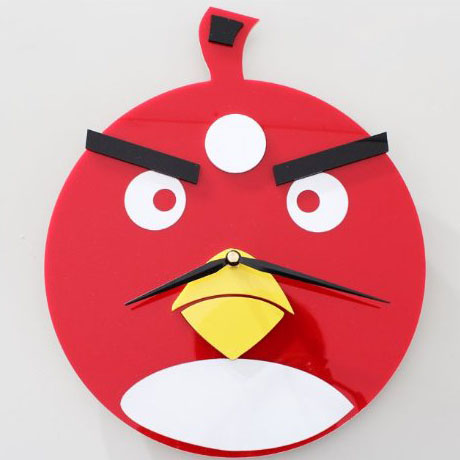 Angry Bird Memorial Edition Wall Clock