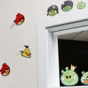 Angry Bird Wall Clings