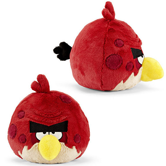 Angry birds big brother 16 inch talking plush - Angry birds big brother plush ...