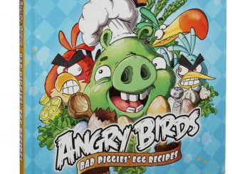 Angry Birds Bad Piggies Egg Recipes Cook Book