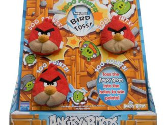 Angry Birds Bean Toss Game