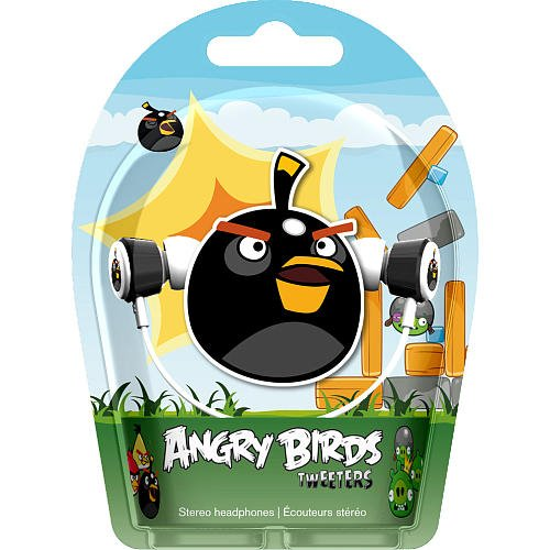 Angry Birds Headphones