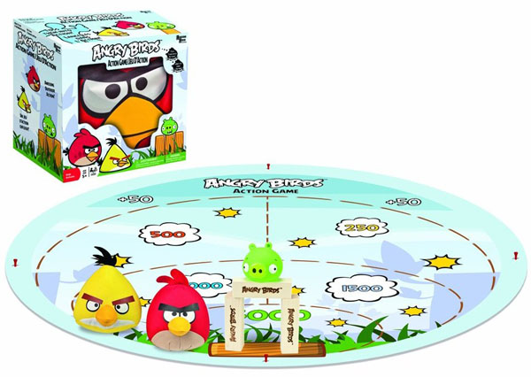 Angry Birds Outdoor Action Game