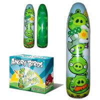 Angry Birds Pigs Inflatable Bop Bag