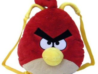 Angry Birds Plush Backpack