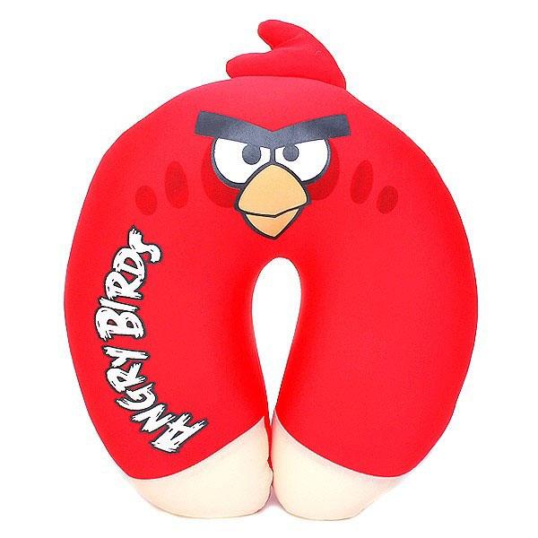 Angry Birds Red Bird Neck Rest Pillow