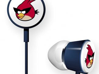 Angry Birds Red Bird Tweeters Headphones