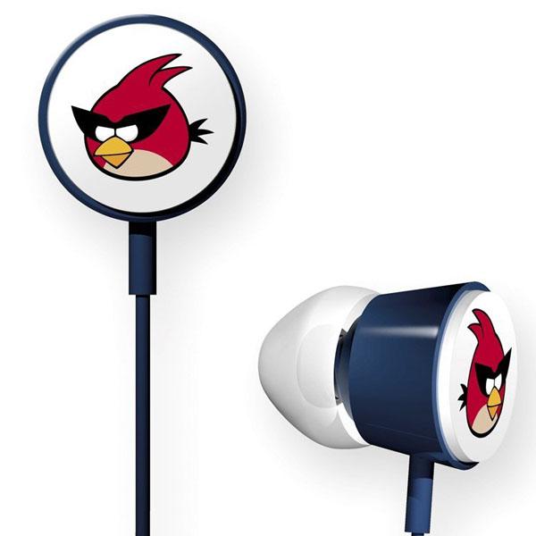 Angry Birds Red Bird Tweeters Headphones