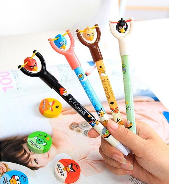Angry Birds Slingshot Pens